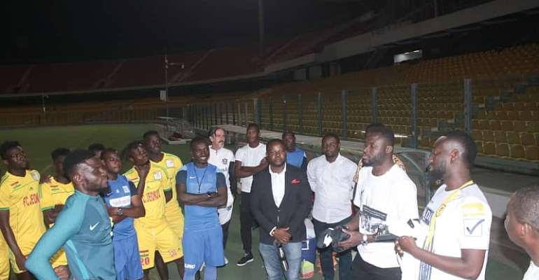 Legon Cities FC Can Win 2019/20 Ghana Premier League, Says Former Ghana Defender