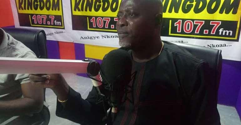 Michael Omari Wadie