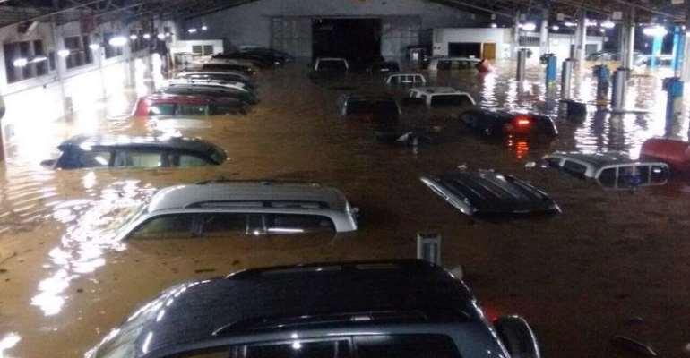 The Garnished Perennial Flood