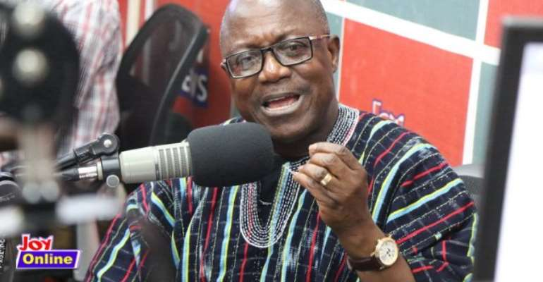 Ken Attafuah says the registration in the Ashanti Region has been one of pain and difficulty.