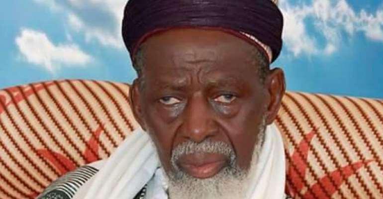 Sheikh Usman Sharubutu