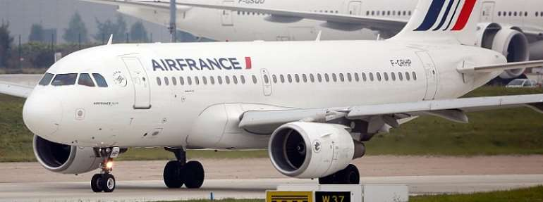Child's Corpse Discovered In The Landing Gear Of Air France Aircraft In Paris. The Plane Had Taken Off From The Ivory Coast In Abidjan To Paris