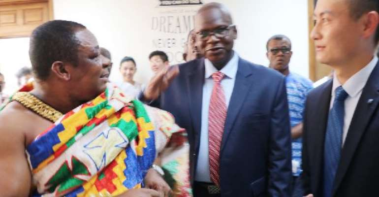 Ghana's Exports To China Records $2.4bn In 2018 – Chamber Of Commerce