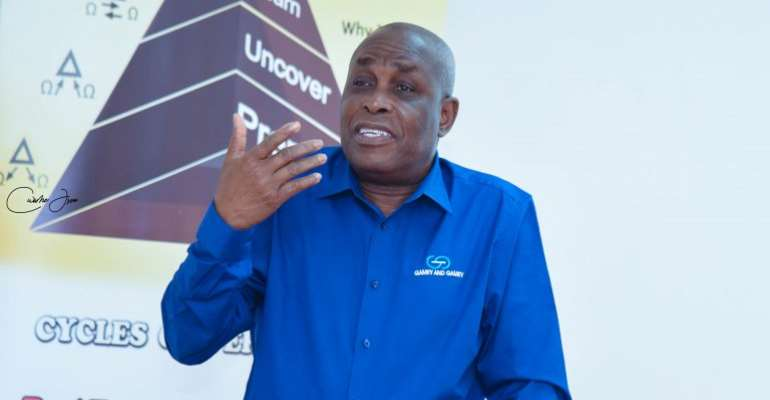 Gov't Failed To Communicate Better With TUTAG, TUSAAG – Austin Gamey