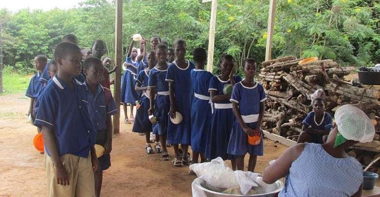 School Feeding Secretariat Blast Caterers For Picketing At Akufo-Addo's House