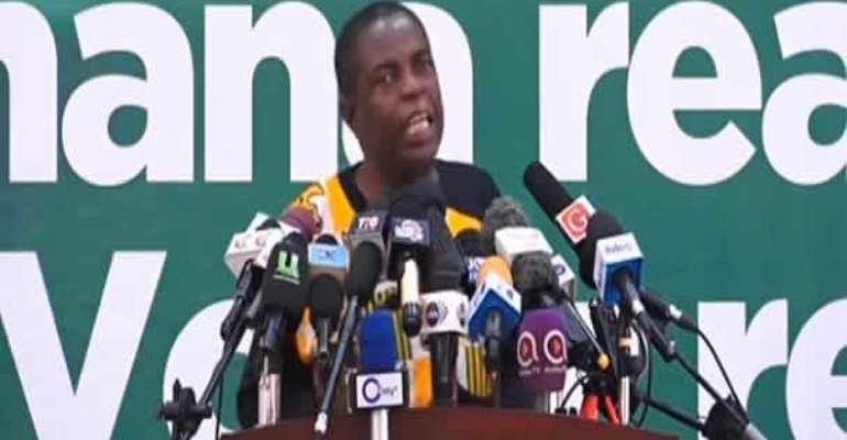 Why Change Voters' Register If Credible - Kwesi Pratt Jabs EC