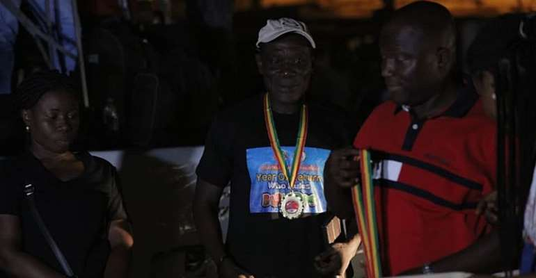 Accra Mayor Honours 10 Sports Journalists For Promoting Grassroots Sports