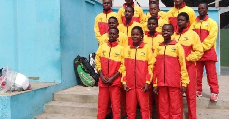 Ghana Tennis Team Target Title At African Junior Championship Qualifier