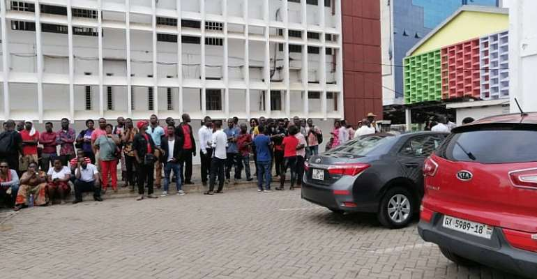Arrested Menzgold Customers To Face Court Today