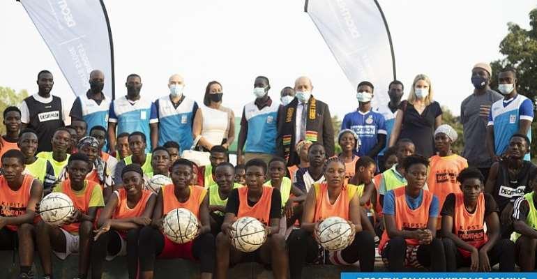 Decathlon Ghana opens new office at Kawukudi