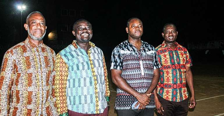 Ghana Tennis club elects new executives