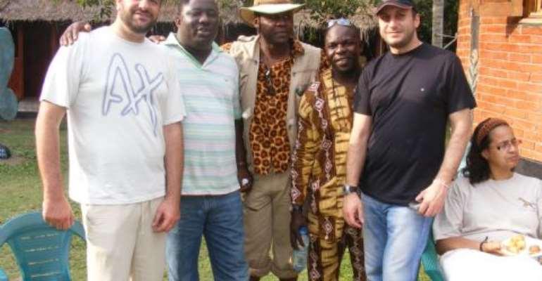 Wanle Akinboboye, Senator Tokunboh Afikuyomi & Friends