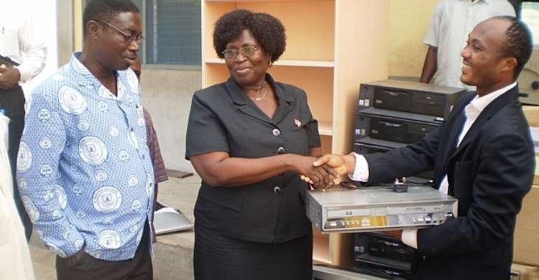 TRINITY PRESBYTERIAN PRIMARY SCHOOL TO RECEIVE $4,000 ICT DONATION