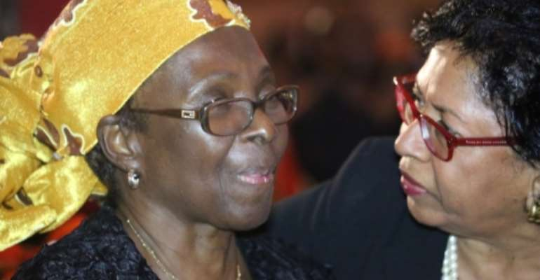 PHOTONEWS: The Day America Celebrated Chinua Achebe-Obama, Others Extol Achebe's Legacy In Washington DC