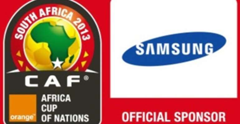 Samsung Launches Interactive Fan Engagement Programs for Orange Africa Cup of Nations, SOUTH AFRICA 2013