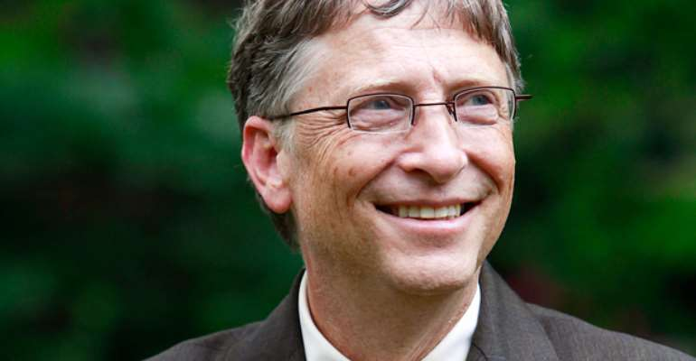 Proudhon May Be Right, But Did Bill Gates Steal His Billions? (2)