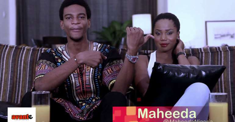 Video: Avante TV Presents 'The Scene' Interview With Maheeda