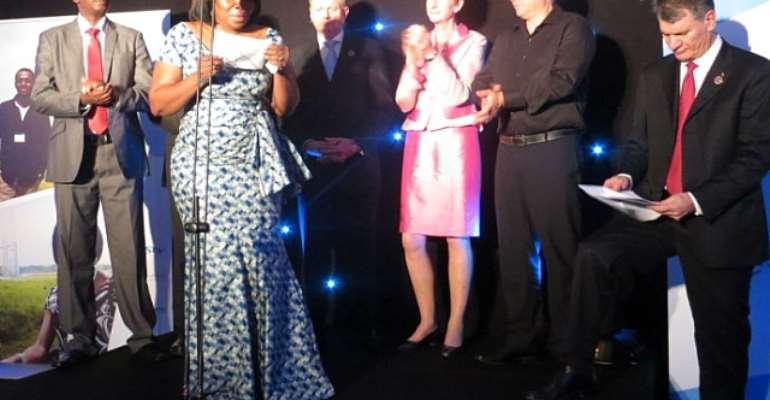 Photos: DSTV, Eutelsat Science And Technology Awards Night