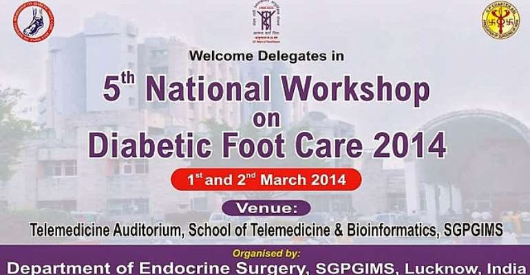 75% Diabetic-Foot Related Lower Limb Amputations Preventable