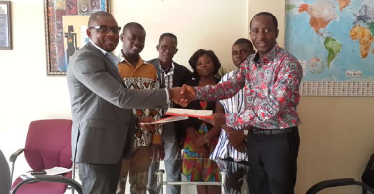 Osei-Kusi Foundation Launches Award Scheme For Volunteerism And Community Service For Tertiary Students