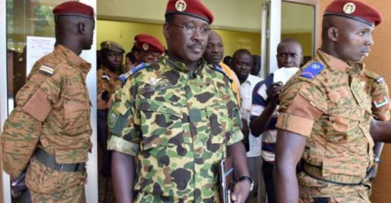 Burkina Faso Coup Leader Trained By Pentagon: Lt. Col. Yocouba Isaac Zida Follows Pattern Of Other Military Officers Who Enter Politics