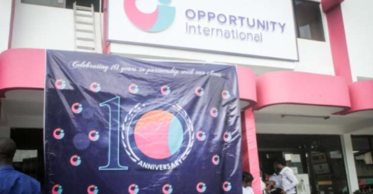 The Newly Rebranded Opportunity International