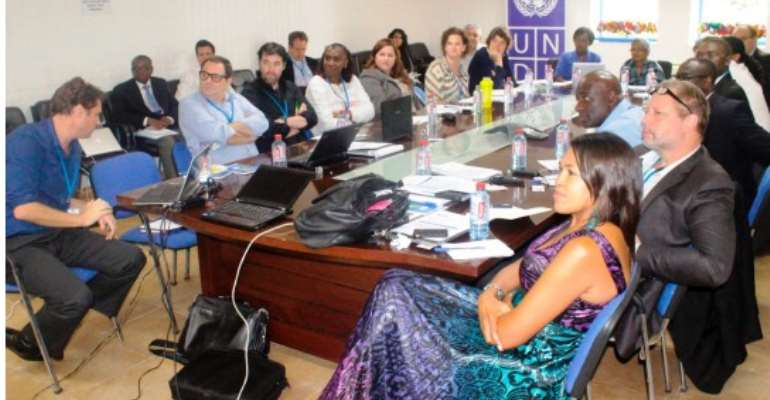 UNDP Hosts Experts' Meeting On Cash Payments To Ebola Workers