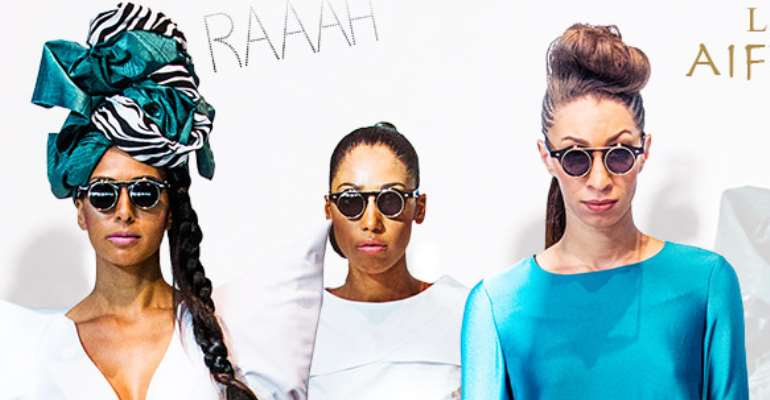 RAAAH Ready for Lagos Debut at Africa International Fashion Week 2014