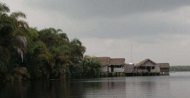 Nzulezu Gets Resort Facility