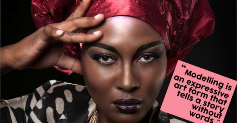 Zen Interviews Beauty Queen Mitchell Rhuada