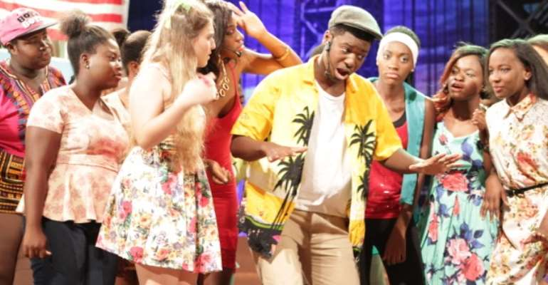 Students Display Artistic Talent At Ghana International School's Adaptation Of 'In The Heights'