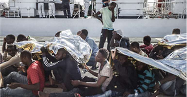 African Leaders Must Help Fix Plight Of Migrants To Europe