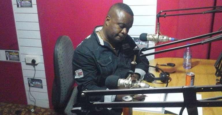 I Have No Beef With Dr. Kwaku Oteng ,Summer And Bright Kamkam—Joe Lakka