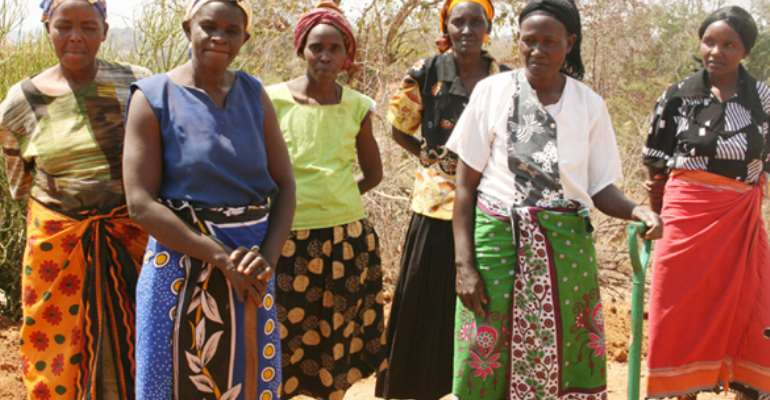 Why The Need For Ghana To Have A Gender Sensitive Climate Change Policy
