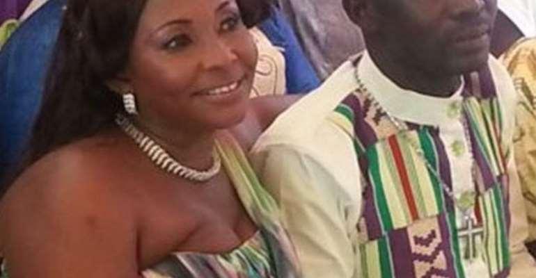 Kyeiwaa Dumps Husband, After One Week Wedding