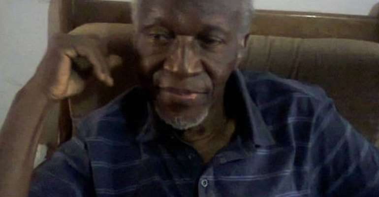 C K Gyamfi Was Ghana's Most Intelligent Player Ever