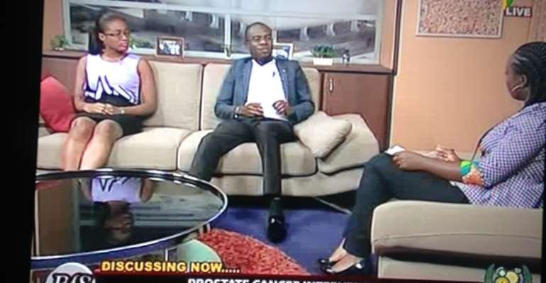 Prostate Cancer Intervention In Ghana On Awareness Month-September 2015