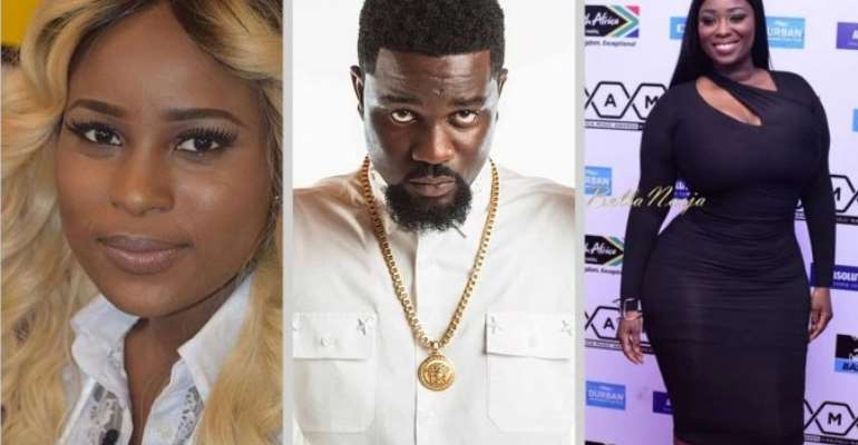 I Have A Crush On Peace Hyde And Berla—Sarkodie