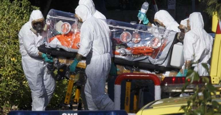 Ebola Virus: When A Handshake Grinds Your Life To A Halt
