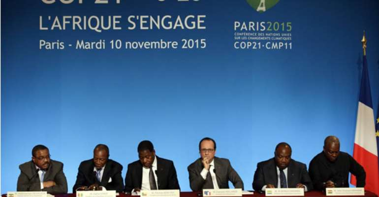 Why COP21 Is Important To Africa