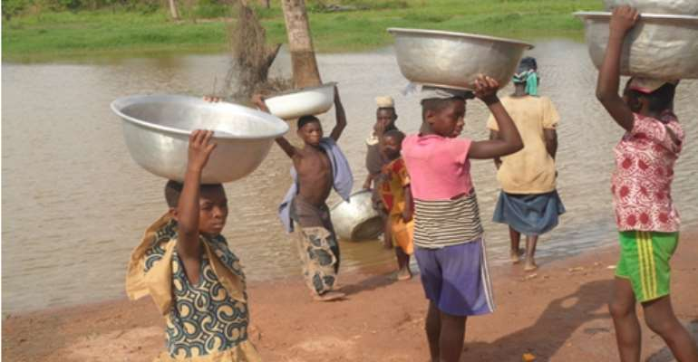 Access To Potable Water – Is Ghana Achieving Universal Coverage?