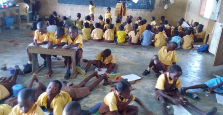 Mmaampehia School In Ga South Is In Need