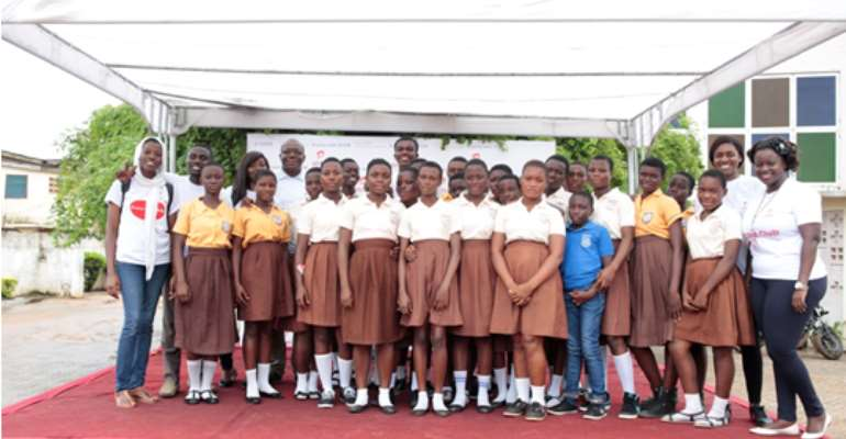Airtel Ghana Inaugurates Stem Clubs In Ablekuma Central Circuit Schools To Promote Practical Learning And Application Of Stem As Part Of Its Evolve With Stem Initiative