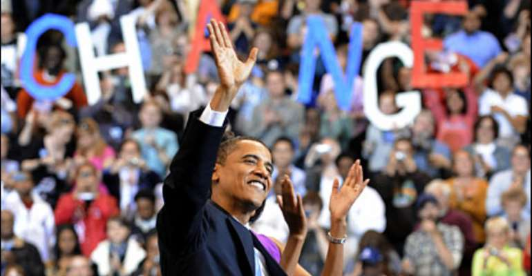 After stimulus battle, liberals press Obama