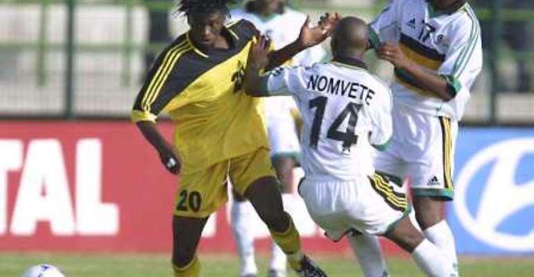 Ghana is Bafana's main threat -Coach