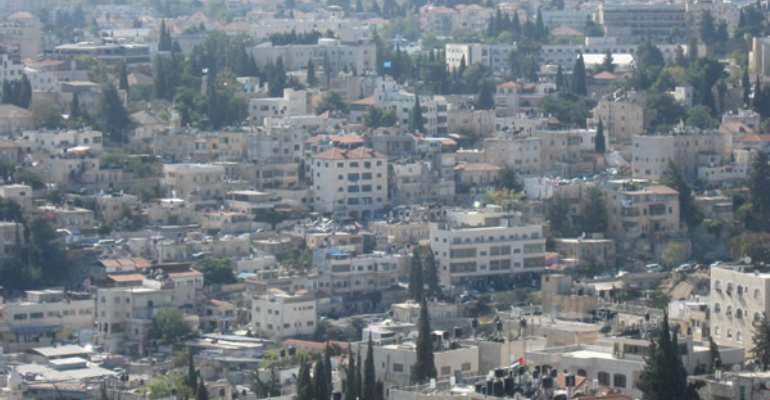 BEAUTIFUL SCENERY OF JERUSALEM