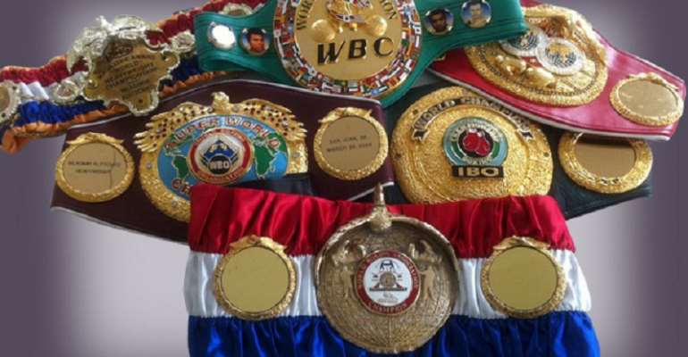 Current World Boxing Champions As At February 2018