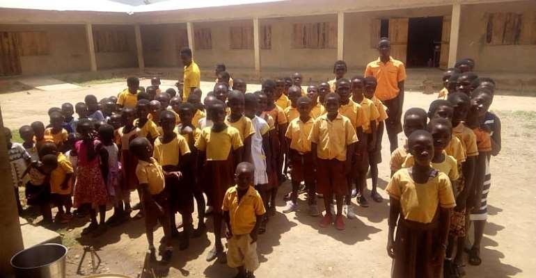 North Tongu: Gblornu Basic School Needs Urgent Teacher Support