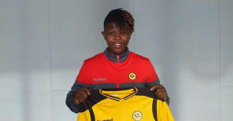 Black Queens Midfielder Priscilla Okyere Completes Move To FC Gintra Universitetas In Lithuanian