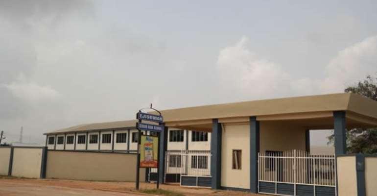 Ejusuman SHS: Child Rights International Kick Against Sacking Of Errant Ejisuman Students
